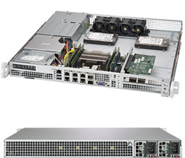 Supermicro SuperServer 1019D-FRN8TP