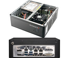 Supermicro SuperServer 1019S-MP