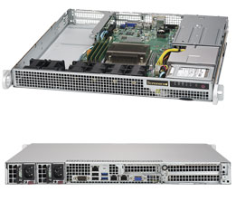 Supermicro SuperServer 1019S-WR