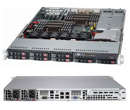 Supermicro SuperServer 1027R-73DBRF
