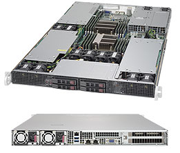 Supermicro SuperServer 1028GR-TR