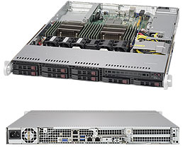 Supermicro SuperServer 1028R-MCTR
