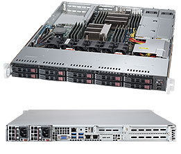 Supermicro SuperServer 1028R-WTRT
