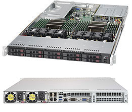 Supermicro SuperServer 1029U-E1CR25M