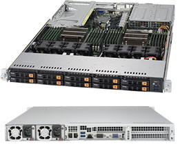 Supermicro SuperServer 1029U-TN10RT