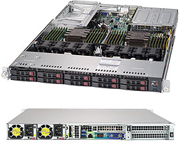 Supermicro SuperServer 1029U-TR25MV