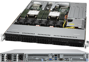 Supermicro CloudDC SuperServer 120C-TR