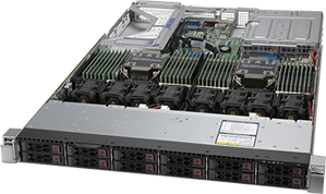 Supermicro Ultra SuperServer 120U-TNR
