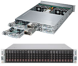 Supermicro SuperServer 2027PR-HC1TR (Black)
