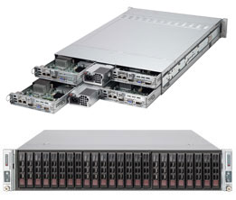 Supermicro SuperServer 2027TR-H72FRF