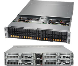 Supermicro SuperServer 2028BT-HNC0R+