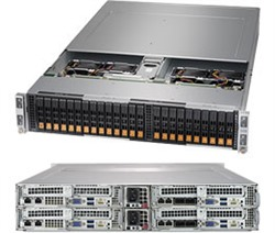 Supermicro SuperServer 2028BT-HNR