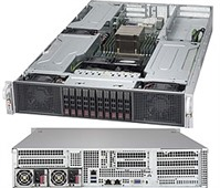 Supermicro SuperServer 2028GR-TRT