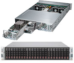 Supermicro SuperServer 2028TP-DECTR