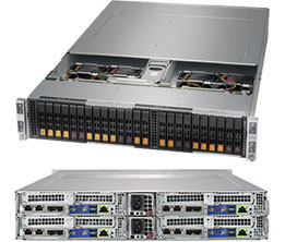Supermicro SuperServer 2029BT-HNTR