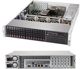Supermicro SuperServer 2029P-C1RT