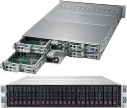 Supermicro SuperServer 2029TP-HC0R