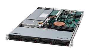 Supermicro SuperServer 5015P-8RB (Black)