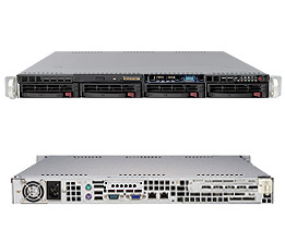Supermicro SuperServer 5016I-M6F