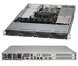 Supermicro SuperServer 5017R-WRF