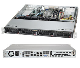 Supermicro SuperServer 5018A-MLHN4