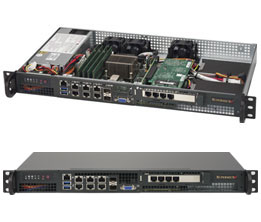 Supermicro SuperServer 5018D-FN8T