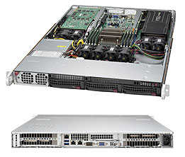 Supermicro SuperServer 5018GR-T