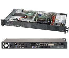 Supermicro SuperServer 5019A-12TN4