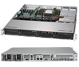 Supermicro SuperServer 5019P-WTR