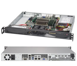 Supermicro SuperServer 5019S-MN4