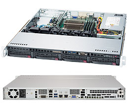 Supermicro SuperServer 5019S-MT