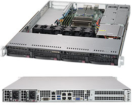 Supermicro SuperServer 5019S-W4TR