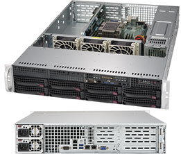 Supermicro SuperServer 5029P-WTR