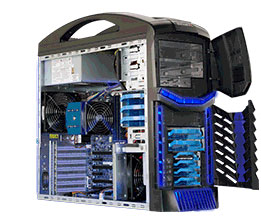 Supermicro SuperServer 5038AD-T