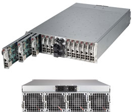 Supermicro SuperSerer 5038ML-H24TRF - Complete System Only