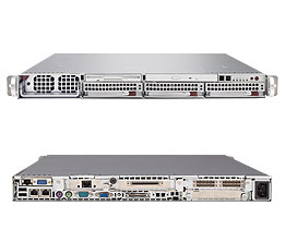Supermicro SuperServer 6015X-3V (Silver)