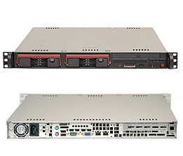 Supermicro Superserver 6016T-TF