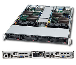 Supermicro SuperServer 6016TT-TF