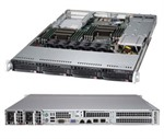 Supermicro SuperServer 6017R-72RFTP