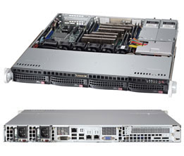 Supermicro SuperServer 6017R-M7RF