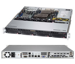 Supermicro SuperServer 6017R-MTLF