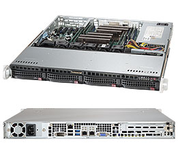 Supermicro SuperServer 6018R-MT