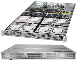 Supermicro SuperServer 6018R-TD8