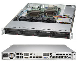 Supermicro SuperServer 6018R-TDTPR