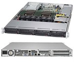 Supermicro SuperServer 6018R-TDW