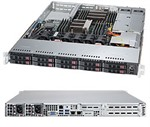Supermicro SuperServer 6018R-WTRT