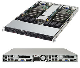 Supermicro SuperServer 6018TR-TF
