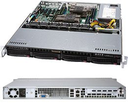 Supermicro SuperServer 6019P-MT