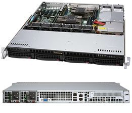 Supermicro SuperServer 6019P-MTR