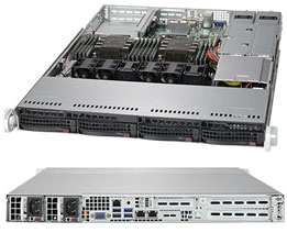 Supermicro SuperServer 6019P-WTR